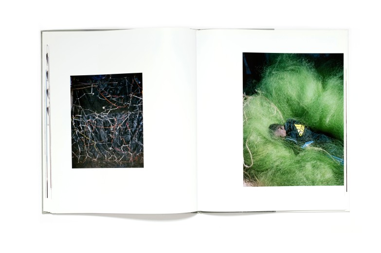 Title: Parasomnia Photographer(s): Viviane Sassen Designer(s): Sybren Kuiper Writer(s):Moses Isegawa Publisher: Prestel, München 2011 Pages: 104 pages Language: English ISBN: 978-3791345215 Dimensions: 31 x 25 cm Edition: Country: Various countries