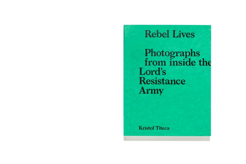 Title: Rebel Lives Photographer(s): Georges Senga, GUSCO (drawings), Billie O'Kademeiri, Rwot Oywak, Paul Rubangakene and Kristof Titeca Designer(s): Oliver Ibsen Writer(s): Kristof Titeca, Harriet Anema, Rein Deslé, Jonathan Little, Christine Oryema Lalobo and Georges Senga Publisher: Kannibaal and FOMU, Antwerp 2019 Pages: 288 pages Language: English ISBN: 978 94 9267 798 3 Dimensions: 31 x 25 cm Edition: Country: Uganda