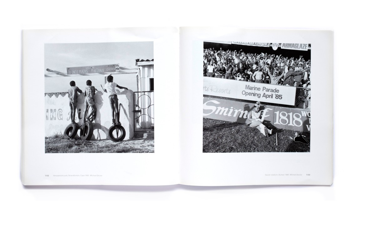 Title: South Africa. The Cordoned Heart Photographer(s): Paul Alberts, Joe Alphers, Michael Barry, Omar Badsha, Bee Berkman, Michael Davies, David Goldblatt, Paul Konings, Lesley Lawson, Rashid Lombard, Chris Ledchowski, Jimi Matthews, Ben Maclennan, Gideon Mendel, Cedric Nunn, Myron Peters, Berney Perez, Jeeva Rajgopaul, Wendy Schwegmann and Paul Weinberg Edit: Omar Badsha Designer(s): Margaret Sartor Writer(s): Francis Wilson and Bishop Desmond Tuti Publisher: Gallery Press / Norton and Company, Newlands / New York, 1986 Pages: 186 Language: English ISBN: 0-620-09125-8 Dimensions: 27 x 27 cm Edition: Published on the occasion of Malawi Independence, 1964 Country: South Africa