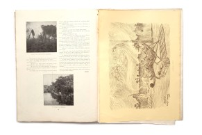 Title: Congo-Noël. Publié au profit de la Villa Colonial (Sanatorium de Watermael) Photographer(s): Various photographers Designer(s): Unknown Writer(s): Various writers Publisher: Revue Générale Coloniale, Brussels 1902 Printer: Tr. Rein (Printer) Pages: 140 Language: French ISBN: - Dimensions: 27,5 x 36,5 cm Country: L'Etat Indépendance, Congo Belge, Democratic Republic of Congo